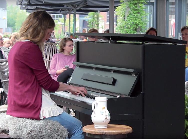Geniet van een high tea bij een dromerig pianoconcert het centraal ketelhuis in amersfoort - Schmitt keuken ...